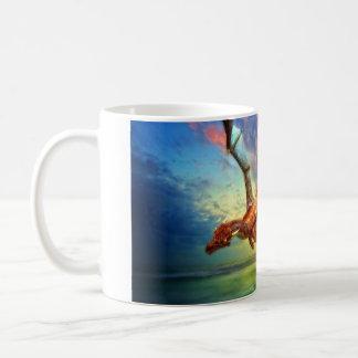The Year of the Dragon Classic White Coffee Mug