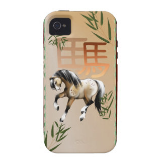 The Year Of The Horse Case-Mate iPhone 4 Case