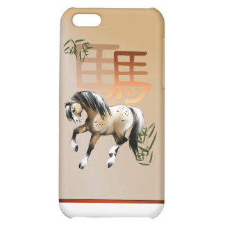 The Year Of The Horse iPhone 5C Covers