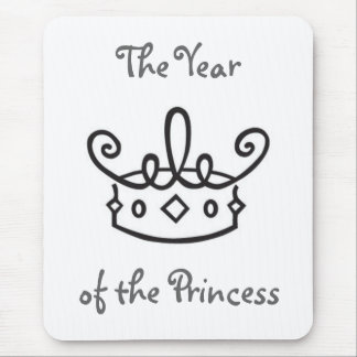The Year of the Princess Mouse Pad