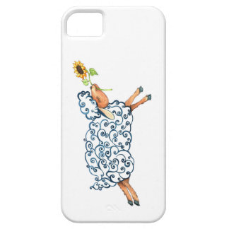 The Year of the sheep iPhone SE/5/5s Case