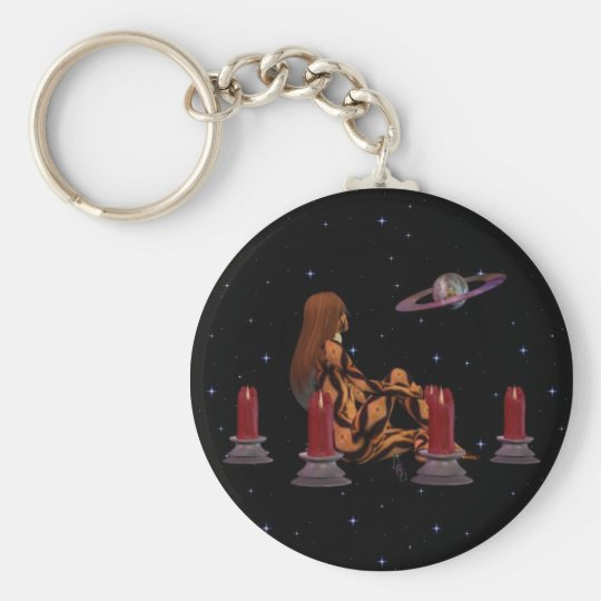 The Yearning Keychain