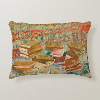 The Yellow Books, 1887 Accent Pillow