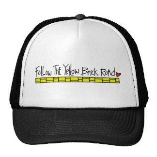The Yellow Brick Road Trucker Hat