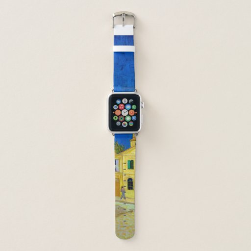 The Yellow House, Van Gogh Apple Watch Band