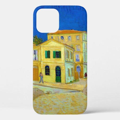 The Yellow House, Van Gogh Phone Case