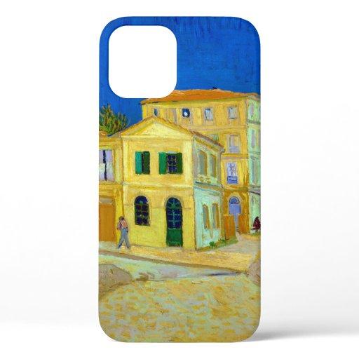 The Yellow House, Van Gogh iPhone 12 Case