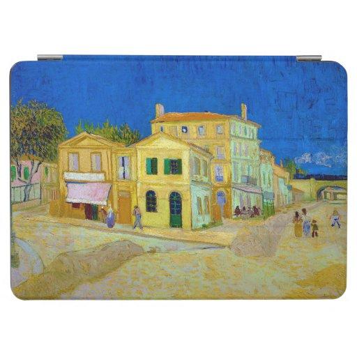 The Yellow House, Van Gogh iPad Air Cover