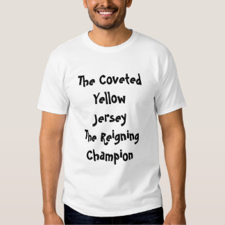 The Yellow Jersey T-shirt