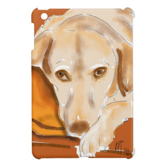 The Yellow Lab Case For The iPad Mini