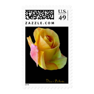 The Yellow Rose of Texas Postage