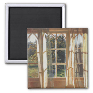 The yellow window 2013 2 inch square magnet