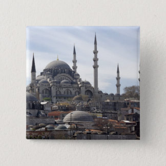 The Yeni Mosque Button