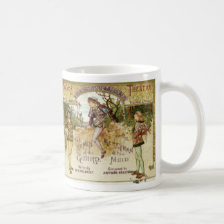 The Yeomen of the Guard Classic White Coffee Mug