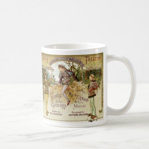 The Yeomen of the Guard Coffee Mugs