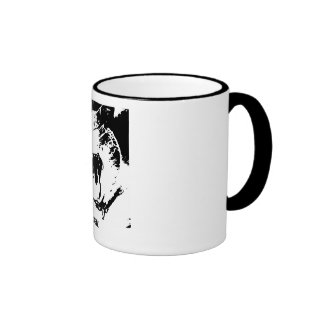 The YES I AM (roar), starring Belly the Cat Mugs