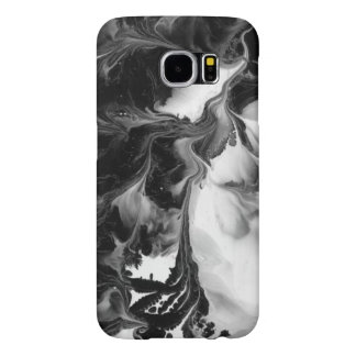 THE YIN AND THE YANG (a Black & White design) ~ Samsung Galaxy S6 Cases