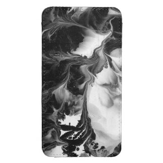THE YIN AND THE YANG (a Black & White design) ~ Galaxy S4 Pouch