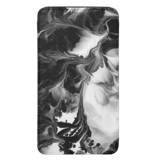 THE YIN AND THE YANG (a Black & White design) ~ Galaxy S5 Pouch