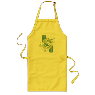 The Yin and the Yang Long Apron