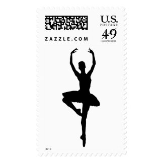 THE YIN AND THE YANG ~ POSTAGE STAMP