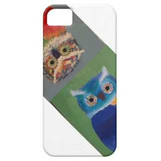 THE YINYANG OWLS COVER FOR iPhone 5/5S