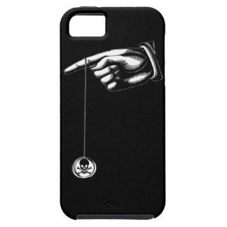 The Yo Yo of Death iPhone SE/5/5s Case