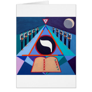 The Yod Letter - Hebrew alphabet Cards