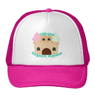 The Yogurt Palace Trucker Hat