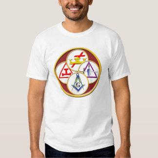 The York RIte Tshirts