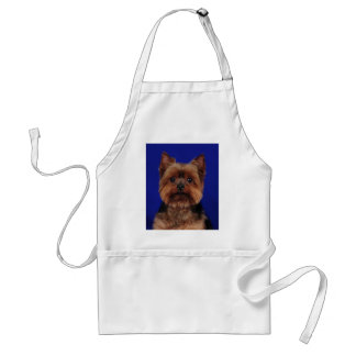 The Yorkie Adult Apron