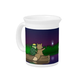 The Youkai Pond Beverage Pitchers