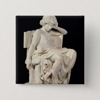 The Young Aristotle, 1870 Pinback Button