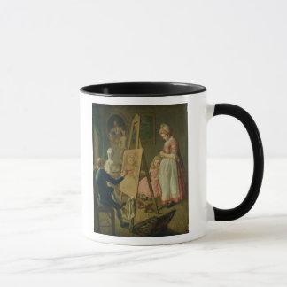The Young Artist, c.1760 Mug