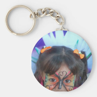 The Young Butterfly Keychain