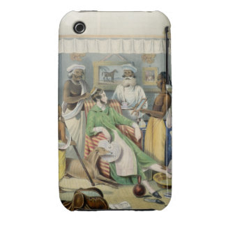 The Young Civilian's Toilet, plate 1 from 'Anglo I iPhone 3 Covers