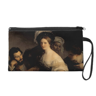 The Young Courtesan, 1821 Wristlet