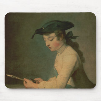 The Young Draughtsman, 1737 Mouse Pad