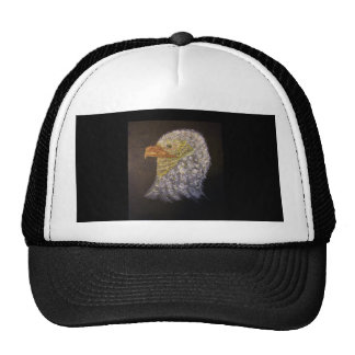 The Young Eagle Trucker Hat