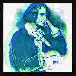 The young Franz Liszt - pop  art portrait
