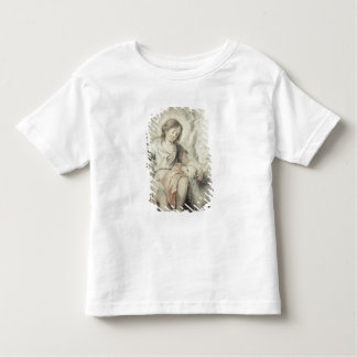 The Young John with the Lamb in a Landscape Toddler T-shirt