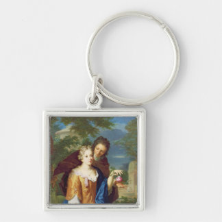 The Young Lovers Keychain