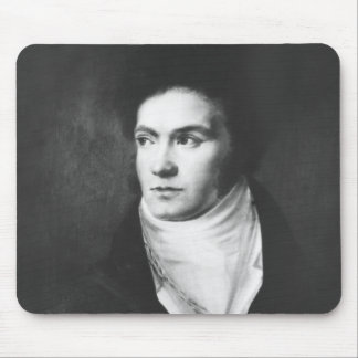 The young Ludwig van Beethoven  1806 Mouse Pad
