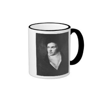 The young Ludwig van Beethoven  1806 Mug