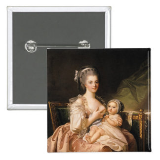 The Young Mother, c.1770-80 Button