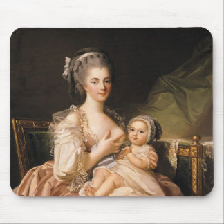 The Young Mother, c.1770-80 Mouse Pad