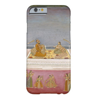 The young Mughal Emperor Muhammad Shah at a nautch Barely There iPhone 6 Case
