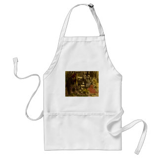 The Young Photographer Stereoview Adult Apron