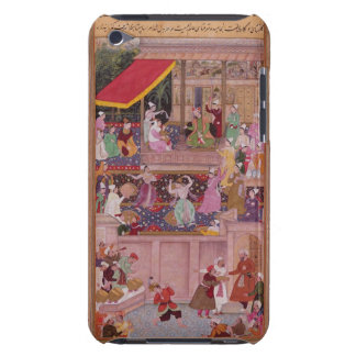 The young Prince with his parents, from the 'Akbar Barely There iPod Case