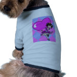 The Young Queen of Hearts Doggie Shirt